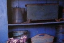 SHADES OF OLD BLUE / by ~SHELLEY BREWER~