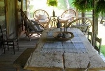 PORCHES / by ~SHELLEY BREWER~