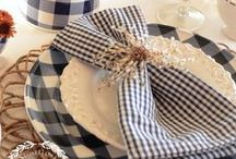 Gingham Check / by Kathy Parsons