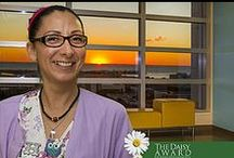 Our DAISY Award Winners / The DAISY Foundation DAISY is an acronym for Diseases Attacking the Immune System. The DAISY Foundation was created in memory of J. Patrick Barnes, who died at age 33 from complications of a rare disease called idiopathic thrombocytopenia purpura. The Foundation supports research along with services for families and patients. It recognizes the compassion and clinical skills of nurses with programs like the DAISY Award.