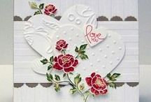 Cards Hearts, Love, & Wedding  / by Kathy Parsons