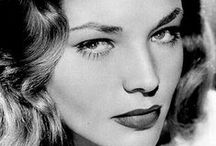 Hollywood Royalty / The sultry, and the beautiful. Images of celebrities, pinups, and those rockabilly beauties.