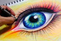 Art ideas / by Krista Larbes