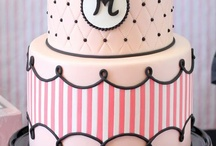 ~ Cake, Cupcake, and Cookies Deocrating ~ / by Marsha Carr