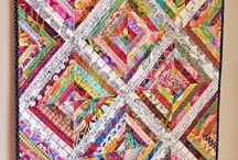 Patchwork and Quilting Inspiration / by Cathie Healey