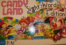 Sight words  / by Beth Mailley
