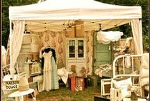 Craft Fair Booth Ideas / Creative ways to set up your selling space