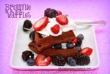 M'sTC Everything Chocolate - Blog / by Michelle's Tasty Creations