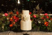 Chic cakes / edgy cakes for contemporary couples