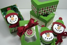 Stampin' Up! Christmas / by Joanna's Country Crafts