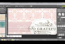 My Digital Studio / by Joanna's Country Crafts