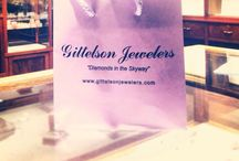 "Gittelson Jewelers ""Our Story"" / All about our store, Gittelson Jewelers ""Diamonds in the Skyway"" Minneapolis' Premiere Family owned & operated jeweler since 1985. Providing the sale, repair & appraisal of fine jewelry & watches. Stop in & get to know us :)"