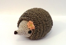 crochet - softies, toys / by Esther Zwagerman
