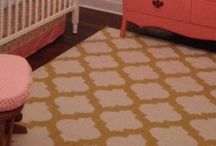 Baby Fitz's Room / Baby room, Nursery, DIY,  / by Carrie Mitch-Fitz