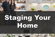 Staging your Home / Tips, Tricks, and Inspiration in Staging Your Home for 2017.  In Real Estate, Staging your home may aid in a faster sale for more money, read through our Pins we find most Useful and visit www.SellWithWayne.com