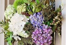 Seasonal Decor Spring and Summer / by Kathy Parsons