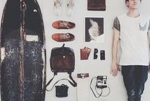 STYLE / Our style: classic, punk rock & surf.