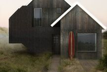 ARCHITECTURE + DESIGN / Modern homes & buildings.