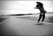 SKATE / Skateboarding: vintage & modern.