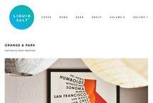 FEATURED / Orange & Park features