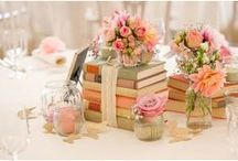 Book Party / Ideas for my sisters 18th.