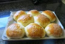 Bread from my blog / by Barb Moore-Brinker