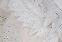 Linens / One of my favorite girly indulgences; vintage linens, embroidered linens, beautiful luxury comforts.