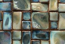 Our Mosaics! mosaic tile, mosaic stone, mosaic glass. . . / This board features a wide variety of mosaics available at Tile Sensations. email info@tilesensations.net to order or call our showroom 865.329.3290 for more information. All prices are for the product only - UPS or freight charges will be added to your total.