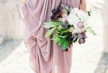 Mauve Weddings / Mauve, Lilac,  and Lavender Hued Weddings / by ADORN