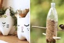 Crafts - Upcycling / by Alli Linde