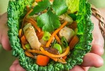 Recipes - Light lunch / by Alli Linde