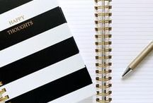 Paper Products & Office / Calling cards, flat cards, foldover cards, envelopes, note pads: everything paper by Noteworthy including some great office accessories!