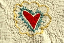 QUILTS---STITCHED WITH WITH LOVE / MADE FROM SCRAPS and USUALLY COULD TELL STORY or TWO / by Linda Jeary