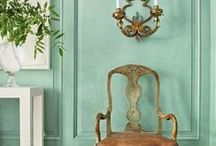 Home Decor Color Inspiration / Color Inspiration for the Home