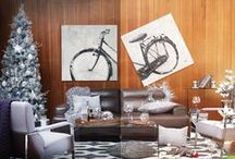 Holiday Cheer / Holiday Décor Inspiration