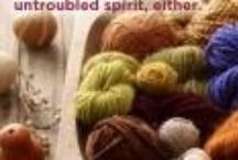 Knitting / by Jill Moosekian