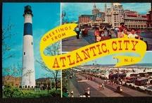 Atlantic City NJ / past and present...