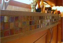 Tile - It's in the details / Architectural details, Cubbies, Tile Layouts, and other decorative elements.