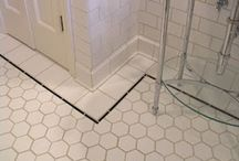 Baths -  timeless & classic tile