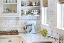 Kitchens - timeless tile