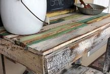 Pallet and Scrap Wood Projects