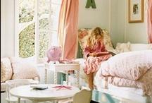 Kristy's Bedroom Mood Board Idea's / by Sharon Deal - SilverLily Jewellery