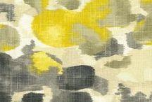 Fabrics / by Urban Barn