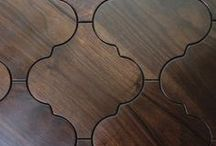 Flooring Trends / The latest in flooring trends.