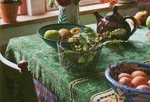 Deco - Dining Room / Breakfast Nook / by Alli Linde