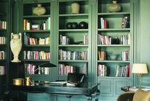 Deco - Library / by Alli Linde