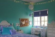 Youth/Teen Bedroom Design Ideas / Inspiration for kids and teens bedrooms.