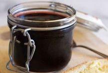 Recetas de mermeladas / Mermeladas o confituras tradicionales y artesanales. Dulces.