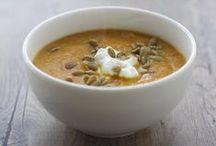 Recetas de sopas y cremas / Sopas y cremas de verduras y caldos