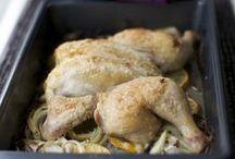 Recetas con pollo / Recetas con pollo u otras aves